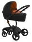 Preview: mima Xari Kinderwagen Rebel komplett mit Zubehör Limited Edition