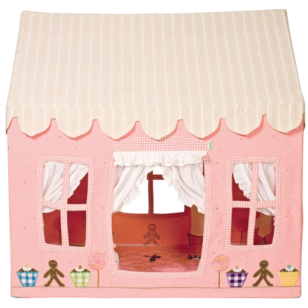 WinGreen Spielhaus Gingerbread Cottage large